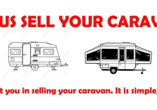 Selling caravan process